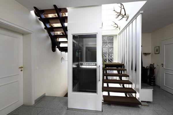Plattformlifte Innenbereich